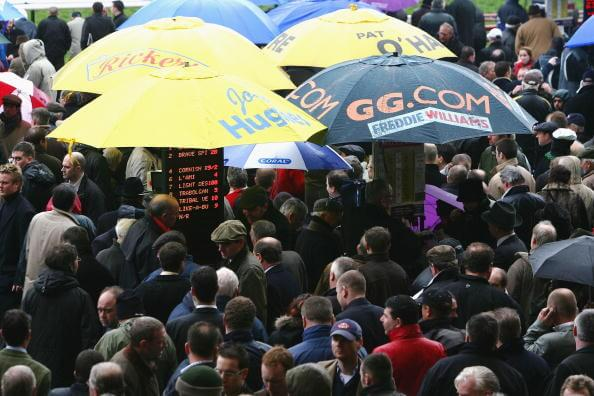 The Cheltenham Betting Ring can be intimidating for novice punters.