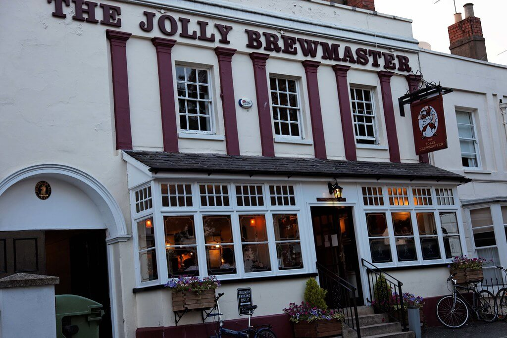 The Jolly Brewmaster on Painswick Road