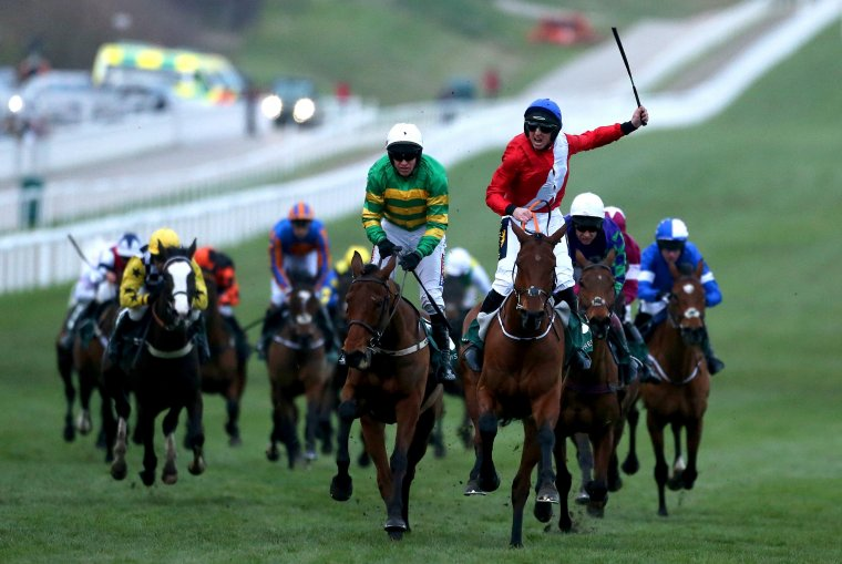 Envoi Allen has won at the last two Cheltenham Festivals