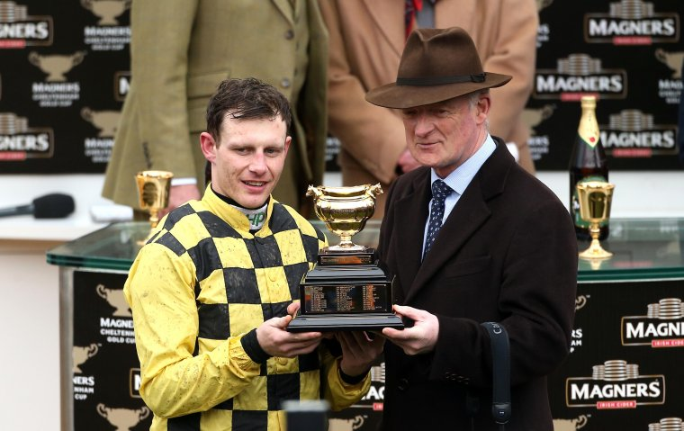 Willie Mullins: Last season's Gold Cup-winning trainer may not have a runner in this season's National hunt Chase Paul Townend Gold Cup