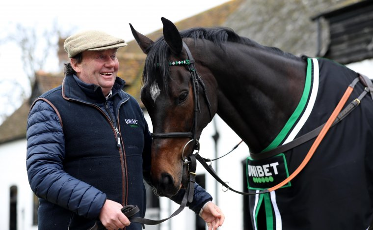 Nicky Henderson Altior Stable Tour