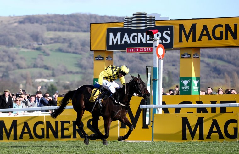 Al Boum Photo 2020 Gold Cup Cheltenham Festival