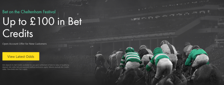 Bet365 Cheltenham Festival Welcome Offer