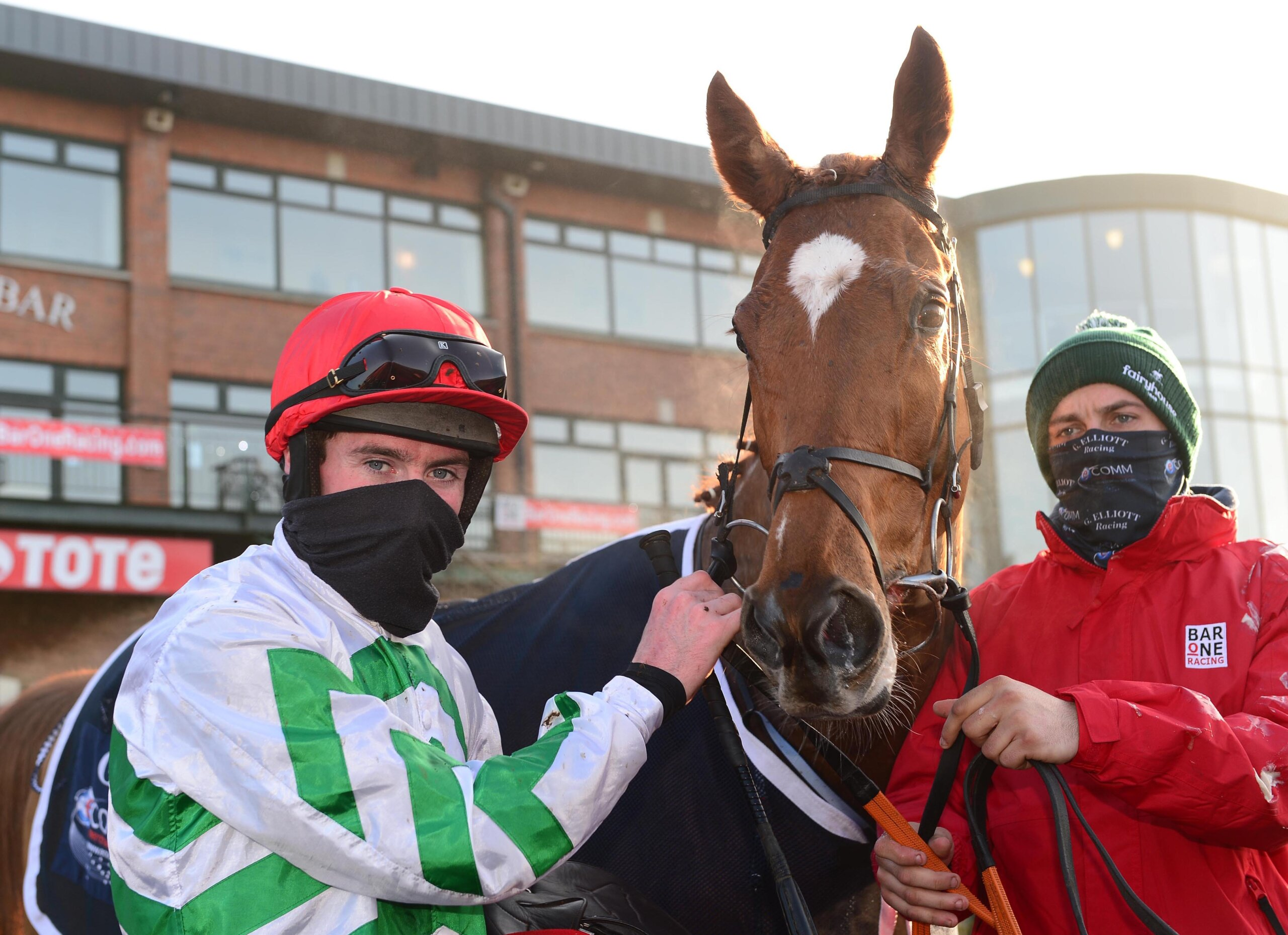 Zanahiyr could be trainer Denise Foster's best chance of a winner at the 2021 Cheltenham Festival